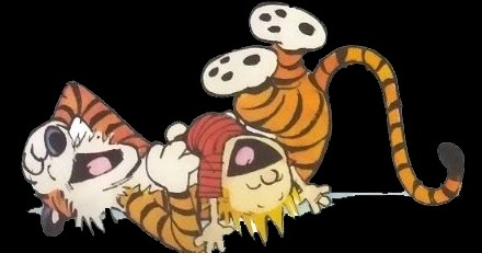 Calvin and Hobbes ROFL